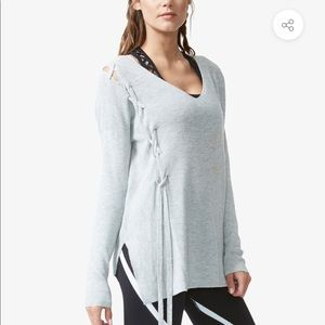 Vimmia Lace-Up Long Sleeve